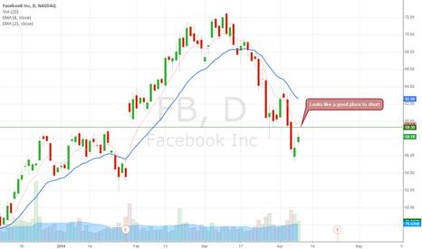 FB: FB ... dead cat bounce ?