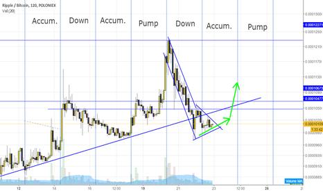 XRPBTC: $XRP pump coming soon, HODL