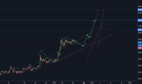 LTCUSD: LTCUSD Correction Movement...