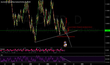 AUDNZD: View on AN