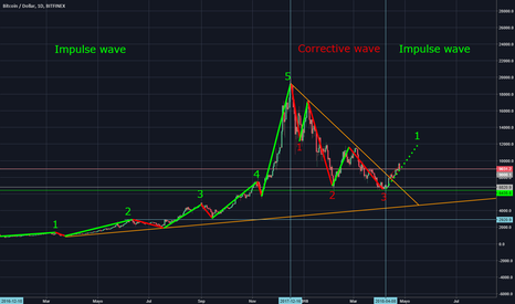 BTCUSD: BTC and Elliot Wave Theory