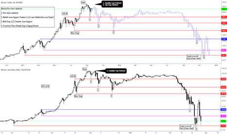 BTCUSD: BTCUSD/ Bitcoin Past chart similarity