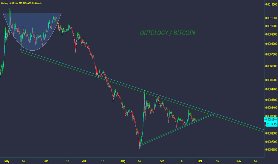 ONTBTC: ONTOLOGY/BTC SIMPLE 4 HOURE CHART