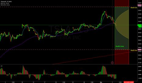 TSLA: Earnings trade on Tesla (Custom)