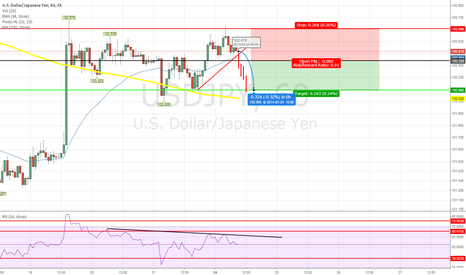USDJPY: USD/JPY - Riding the Pullback