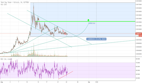 PAYBTC: TenX Pay bullish?