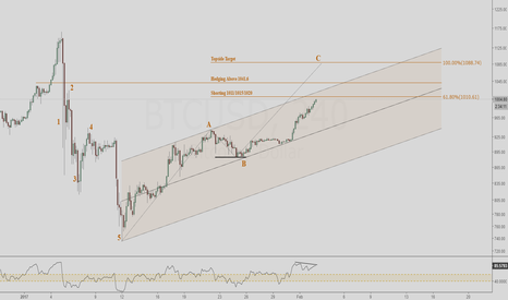 BTCUSD: BTC Medium Term Update