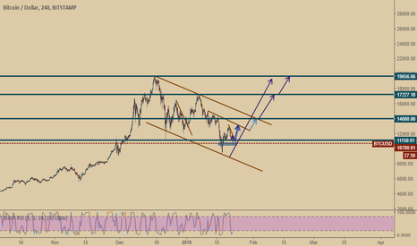 BTCUSD: Bitcoin : Why do you think it will go down ?