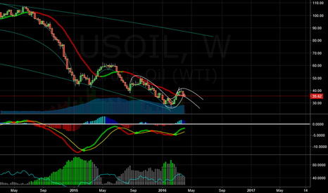 USOIL:  future of OIL