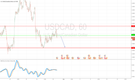 USDCAD: USDCAD SELL 30.01.17