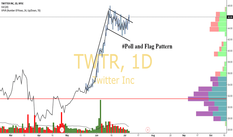 TWTR: Twiiter- Poll and Flag Pattern