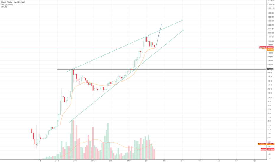 BTCUSD: Bitcoin, the juke of all times
