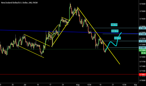 NZDUSD: NZD/USD (SP)  (LONG)