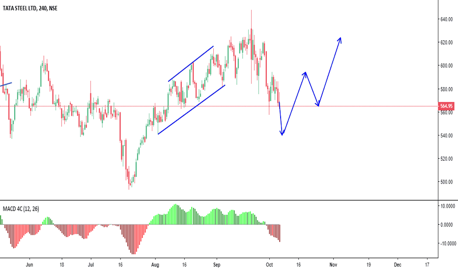 TATASTEEL: Expect this to happen
