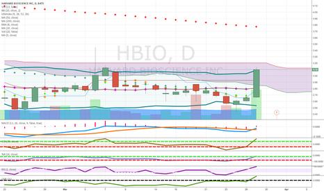 HBIO: pennies to thousands biotech