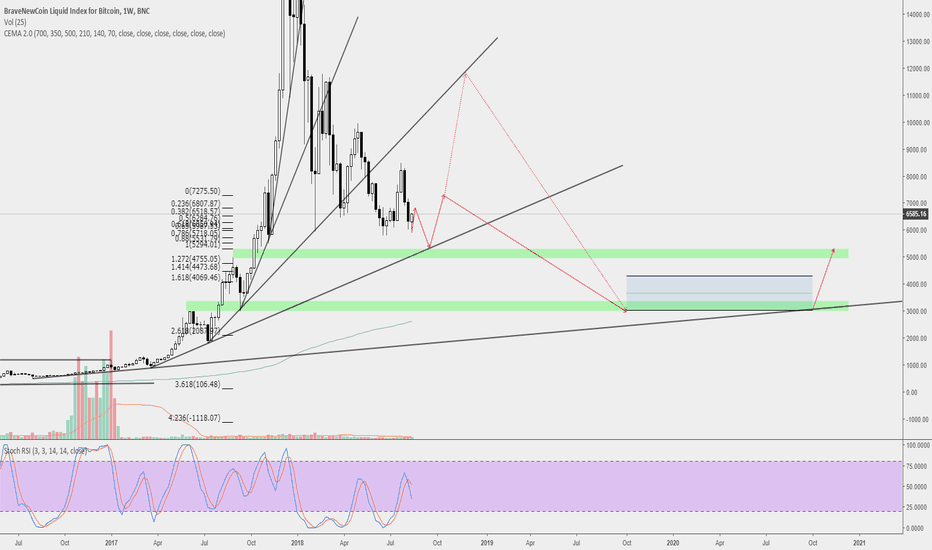 BLX: BTCUSD Generational Cycle Lows for the 2 year bear market