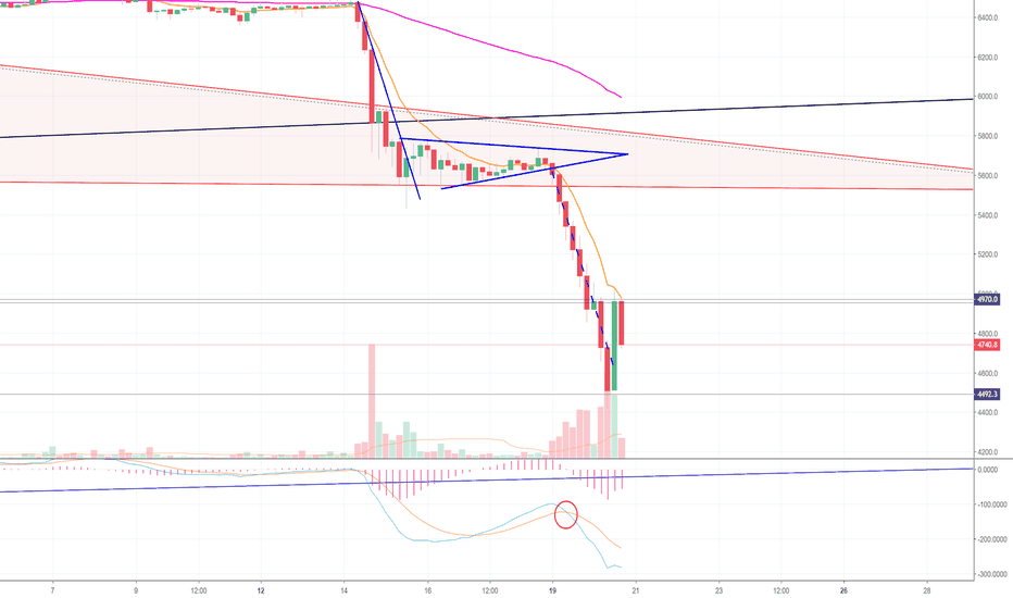 BTCUSD: Bitcoin Slid 22% After Sunday's Call! Here's What's Next! (BTC)