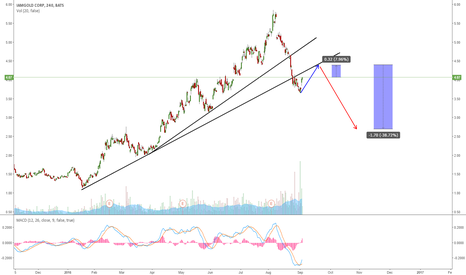 IAG: IAG: PULLBACK BEFORE THE NEXT WAVE DOWN?
