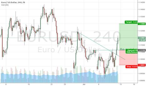 EURUSD: Euro/ US