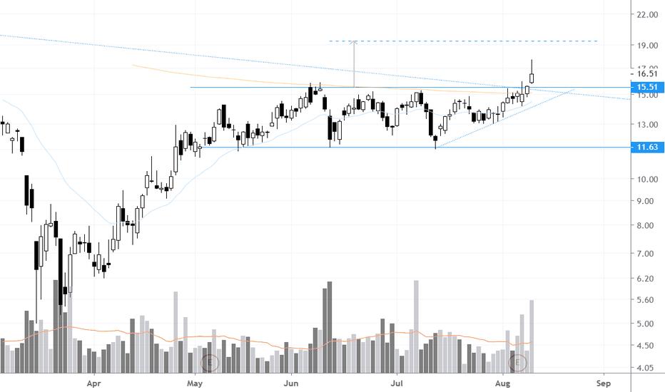 Real Stock Price And Chart Nasdaq Real Tradingview