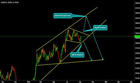 XAUUSD: Golden Trade opportunities in Gold!
