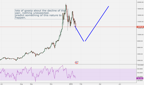 BTCUSD: Bitcoin price action