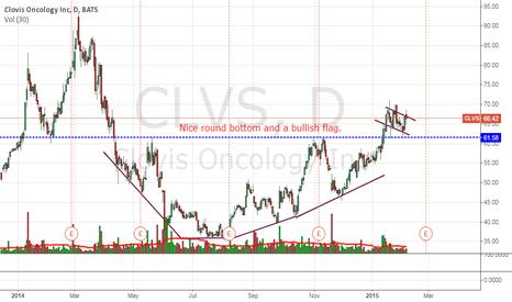 CLVS: CLVS - ready for a run