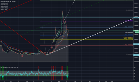 DOGEBTC: An update on dogecoin, Looks great so far