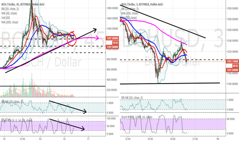 BCHUSD: BCHUSD weakening continues