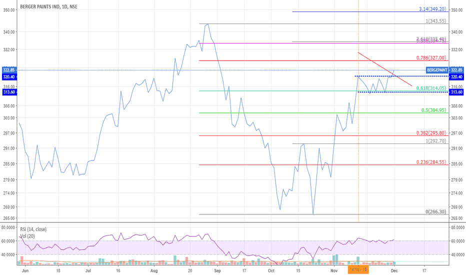 BERGEPAINT: BERGER PAINT - Short-term View