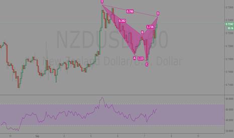 NZDUSD: NZDUSD 60min Analysis