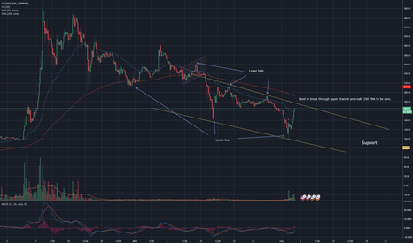 LTCUSD: LTC Still in a downtrend but maybe there is hope