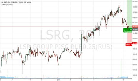 LSRG: Покупка ЛСР