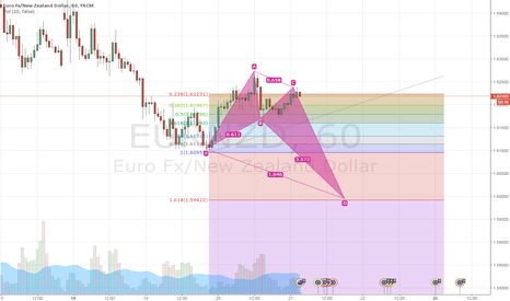 EURNZD: EURNZD prediction preECB