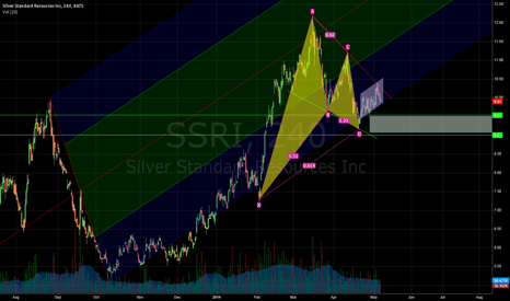 SSRI: SSRI, D - Long - Gartley pattern