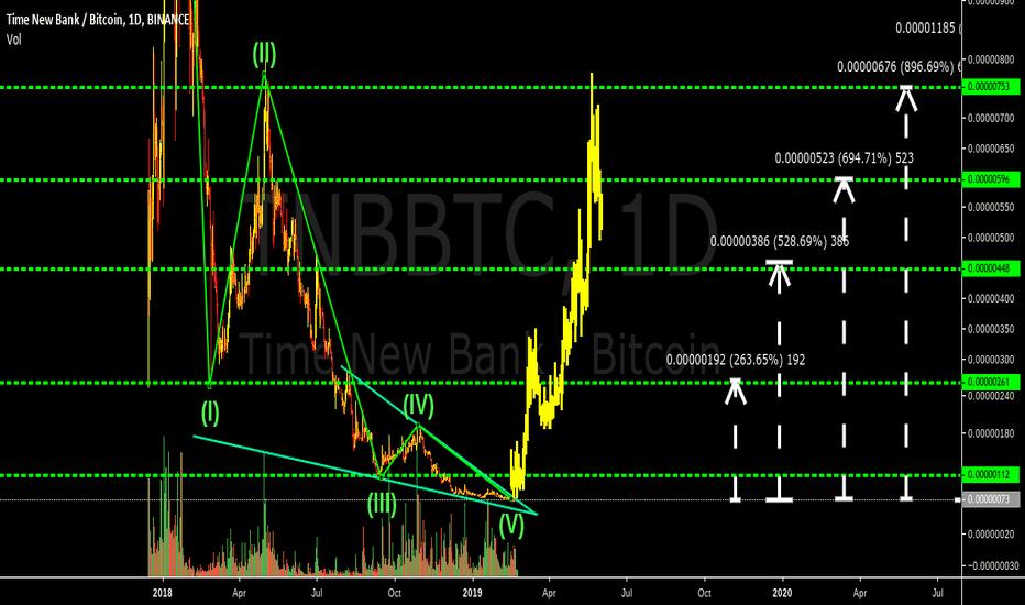 TNBBTC: TNB 900% Profit potential + A Pump?