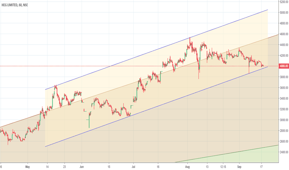 HEG: Consolidation likely to be over by tomorrow.