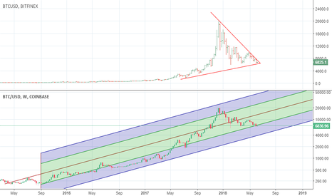 BTCUSD: Why panic sell?  You didn't sell your house in the 2008 crash.