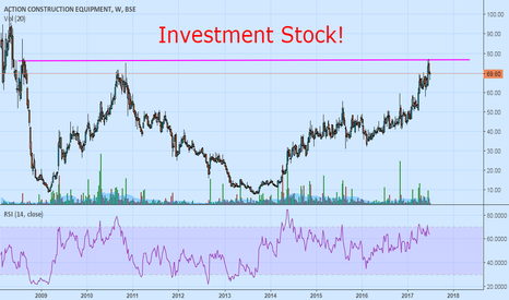 ACE: ACE - Investment Stock!