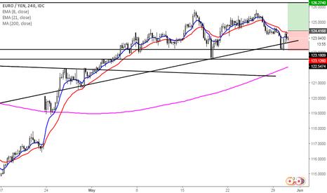 EURJPY: Euro's comeback