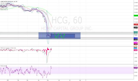 HCG: HCG bottom build