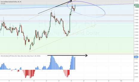 EURNZD: EURNZD at the top of channel for trend resumption