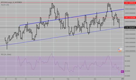 BTCUSDLONGS: BTC USD LONG Positions has been rising