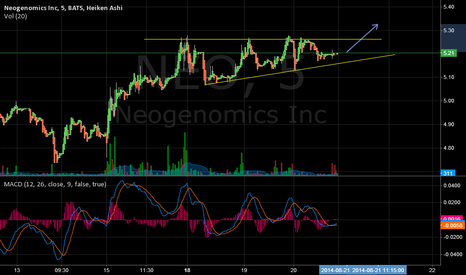 NEO: neo future possible breakout.