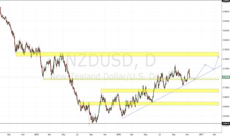 NZDUSD: NZDUSD Reversal Into Bull Market