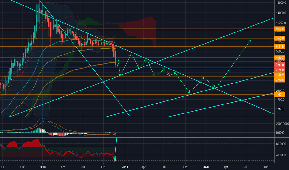 BTCUSD: BTCUSD 1W - Bear Wins vs. Bull 1Year