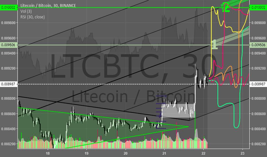 LTCBTC: Litecoin targets today LTCBTC