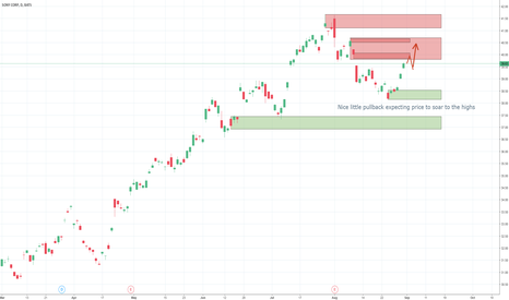 Sne Stock Price And Chart Tradingview