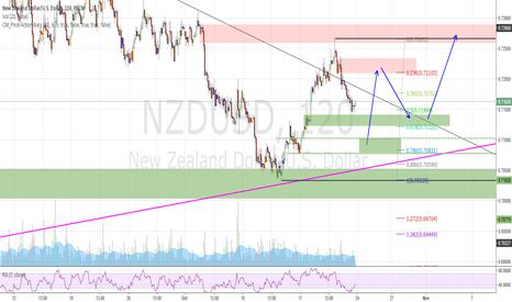 NZDUSD: NZDUSD-Tradingplan