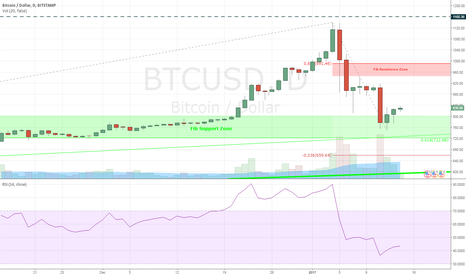 BTCUSD: Is the BTC bull just taking a breather?